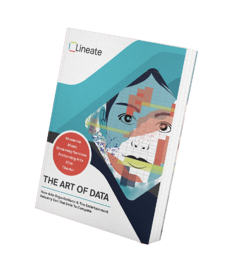 Art of Data book - landing page